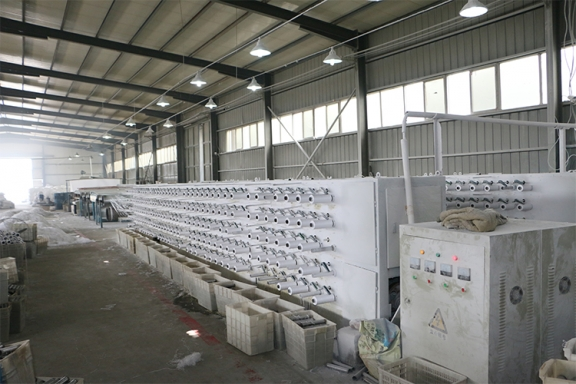 白色编织袋拉丝机