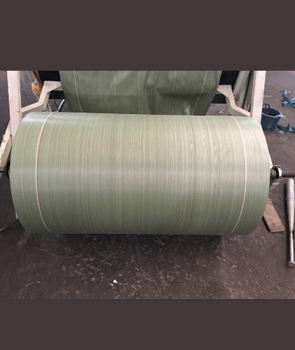 原绿13扣加边编织布
