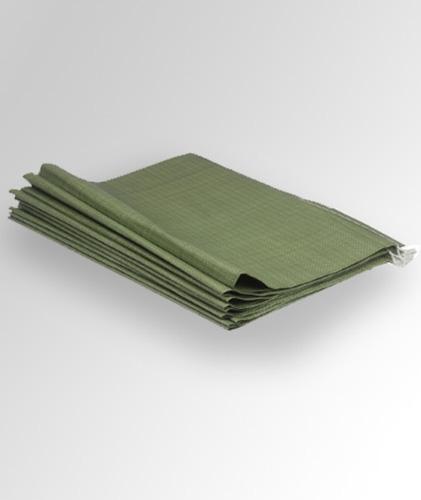 绿色粗丝编织袋