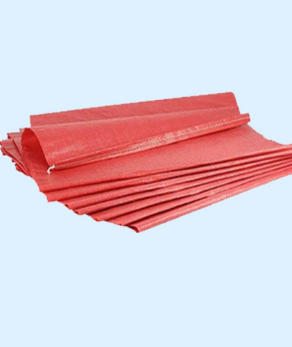 红色饲料编织袋