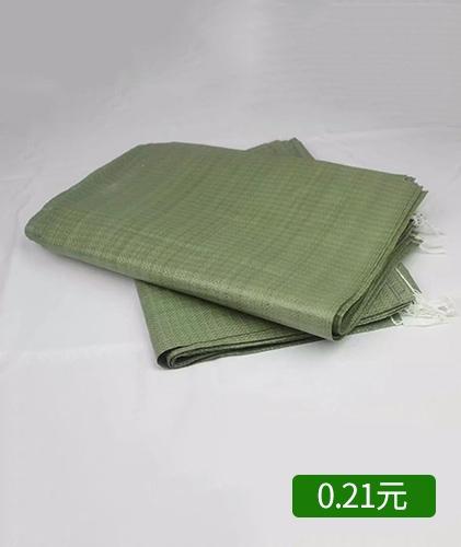 中厚款40x60绿色编织袋